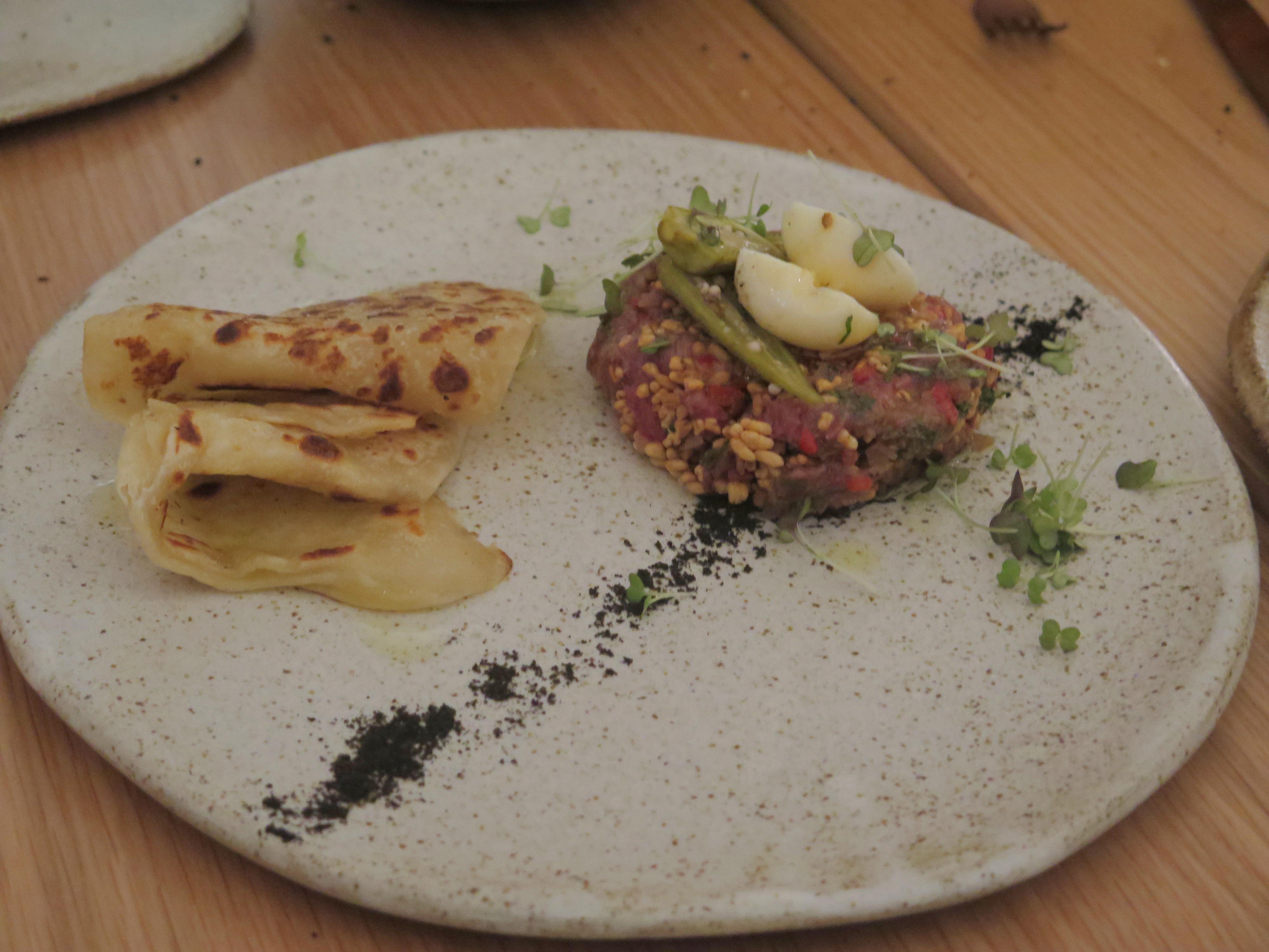 Arabic Lamb Tartar