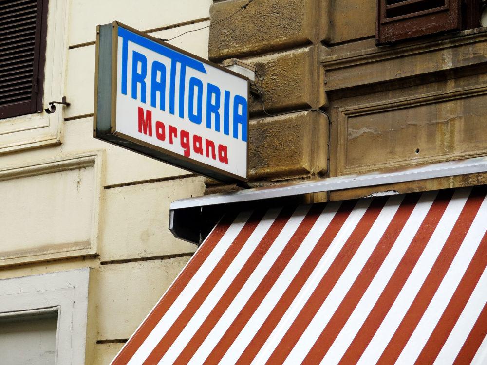 Trattoria Morgana (Rome)