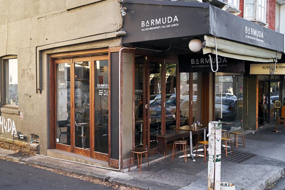 Barmuda (Newtown)