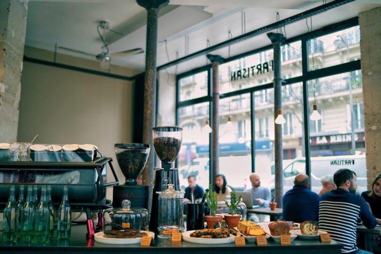 Partisan Cafe (Paris)