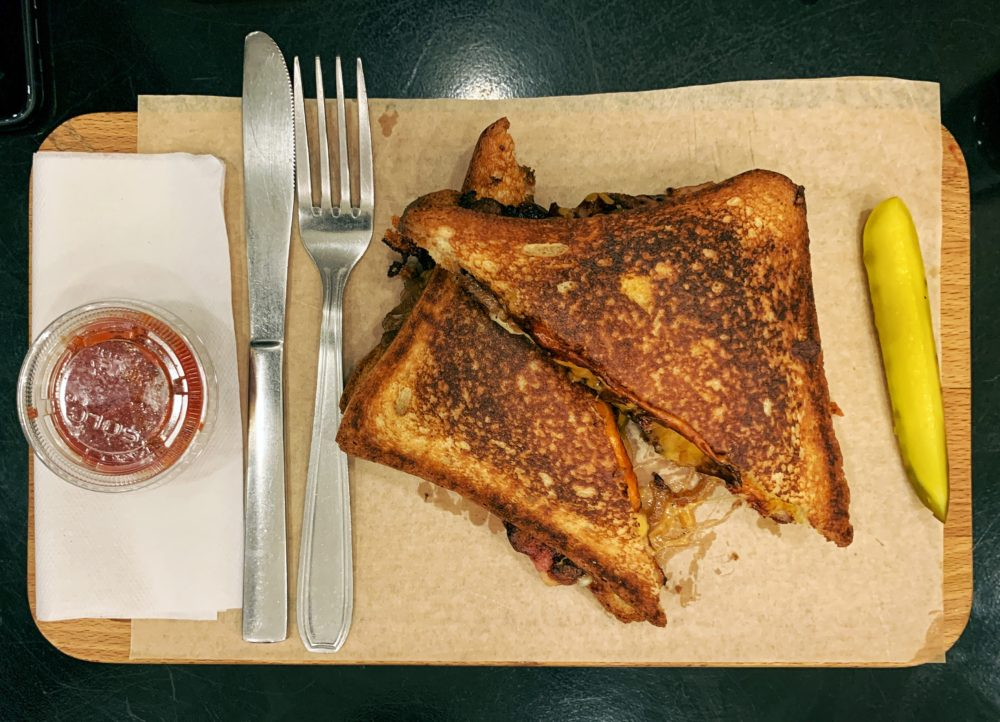 The Grilled Cheese Factory (Paris)