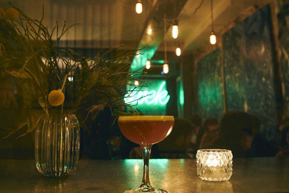 Avek (Best Cocktails in Paris?)